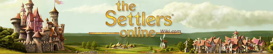 The Settlers Online Wiki