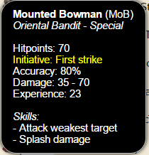 Tooltip Mounted Bowman